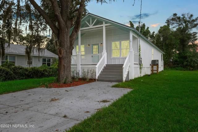 10 Beacon St, St Augustine, FL 32084 (MLS #1133256) :: CrossView Realty