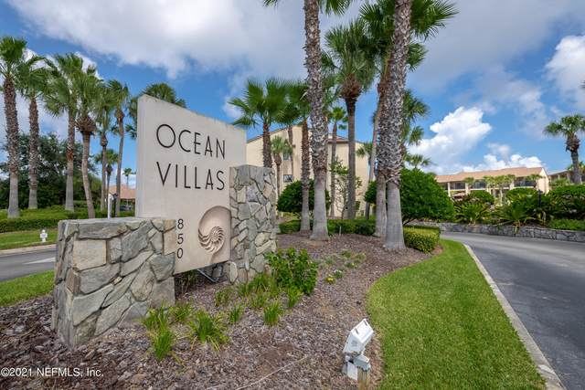 850 A1a Beach Blvd #6, St Augustine, FL 32080 (MLS #1133261) :: EXIT Real Estate Gallery