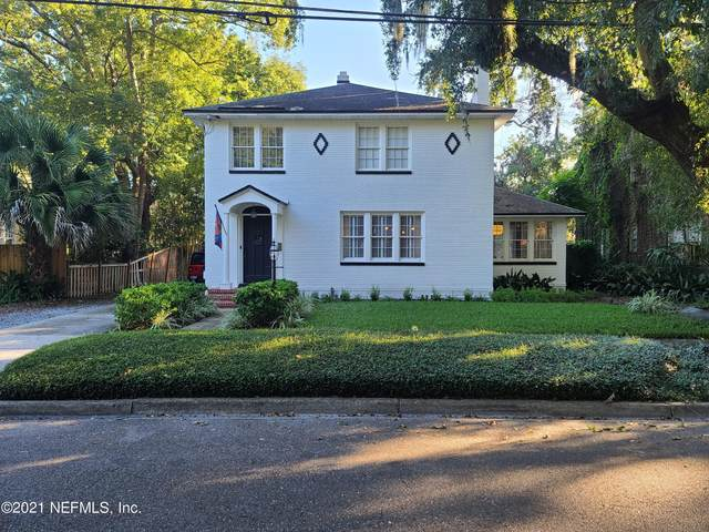 1319 Donald St, Jacksonville, FL 32205 (MLS #1133271) :: The Collective at Momentum Realty