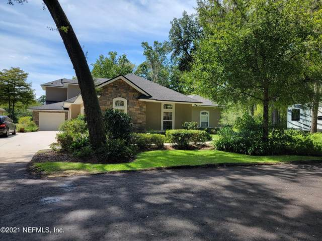 6595 Collier Rd, St Augustine, FL 32092 (MLS #1133273) :: Berkshire Hathaway HomeServices Chaplin Williams Realty