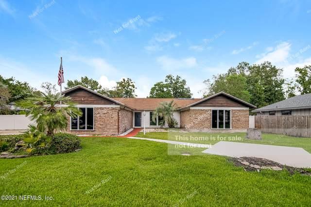 1499 St Francis Dr, Orange Park, FL 32073 (MLS #1133310) :: Berkshire Hathaway HomeServices Chaplin Williams Realty