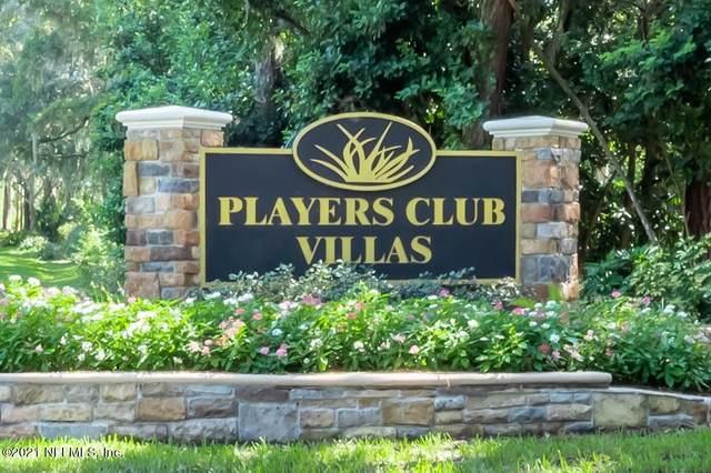 25 Players Club Villas Rd, Ponte Vedra Beach, FL 32082 (MLS #1133333) :: The Hanley Home Team