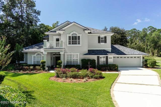 1664 Fairway Ridge Dr, Fleming Island, FL 32003 (MLS #1133341) :: The Hanley Home Team