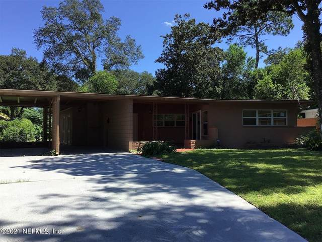 2509 Ironwood Dr, Jacksonville, FL 32216 (MLS #1133376) :: The DJ & Lindsey Team