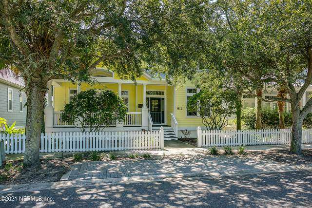 812 Ocean Palm Way, St Augustine, FL 32080 (MLS #1133394) :: The Every Corner Team