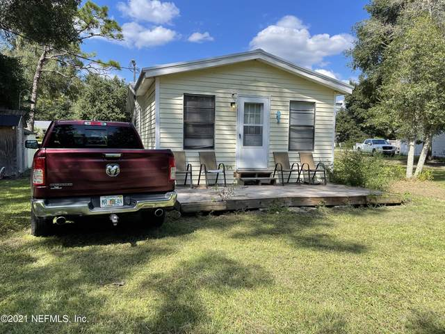 460 SE 71ST St, Starke, FL 32091 (MLS #1133439) :: The Hanley Home Team