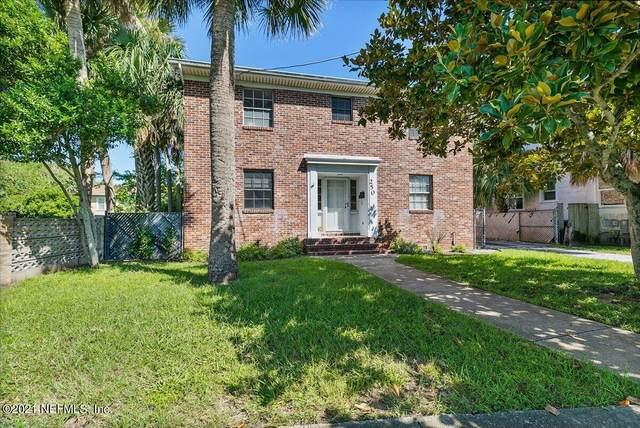 250 Myra St, Neptune Beach, FL 32266 (MLS #1133447) :: The Hanley Home Team