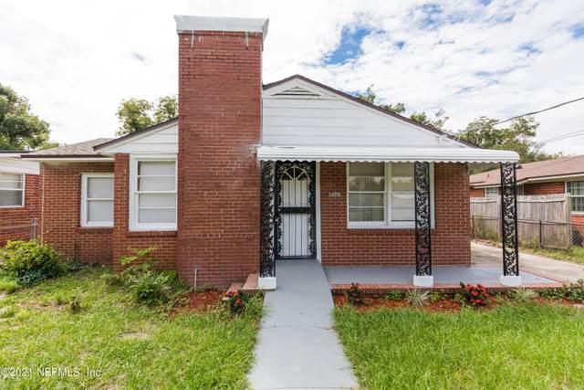 1478 W 11TH St, Jacksonville, FL 32209 (MLS #1133459) :: 97Park