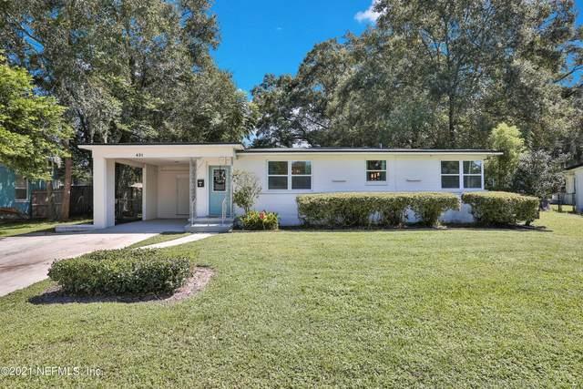431 Oglethorpe Rd, Jacksonville, FL 32216 (MLS #1133482) :: The Hanley Home Team