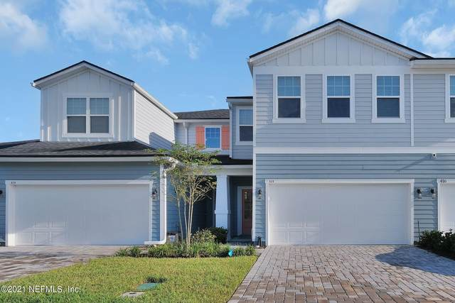 420 Pine Bluff Dr, St Augustine, FL 32092 (MLS #1133507) :: The Hanley Home Team