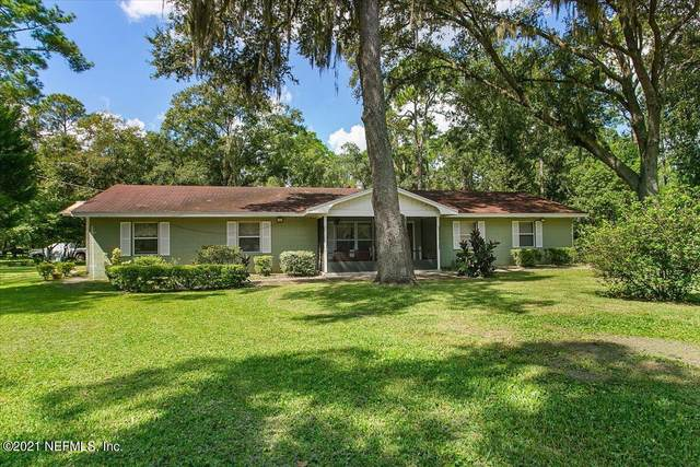 3351 Pacetti Rd, St Augustine, FL 32092 (MLS #1133515) :: The Every Corner Team