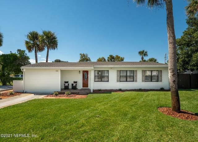 406 Lora St, Neptune Beach, FL 32266 (MLS #1133582) :: EXIT 1 Stop Realty