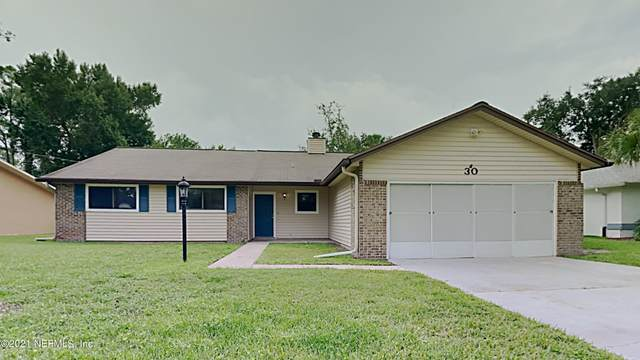 30 Westminster Dr, Palm Coast, FL 32164 (MLS #1133644) :: EXIT Inspired Real Estate