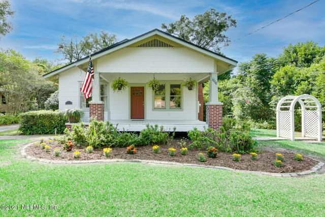 1616 Lakewood Rd, Jacksonville, FL 32207 (MLS #1133679) :: The Huffaker Group