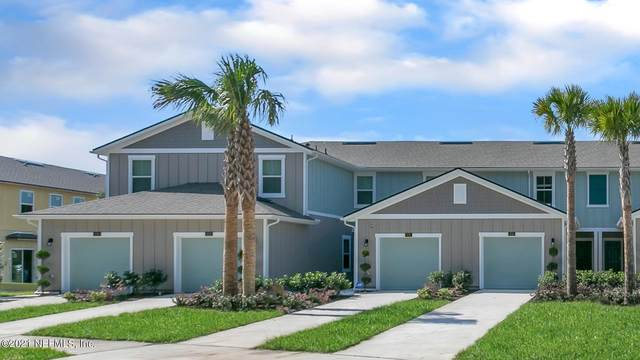 122 Coastline Way, St Augustine, FL 32092 (MLS #1133720) :: The Every Corner Team