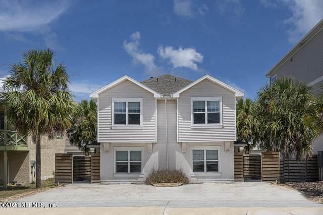 828 Tarpon Ave A&B, Fernandina Beach, FL 32034 (MLS #1133741) :: The Hanley Home Team