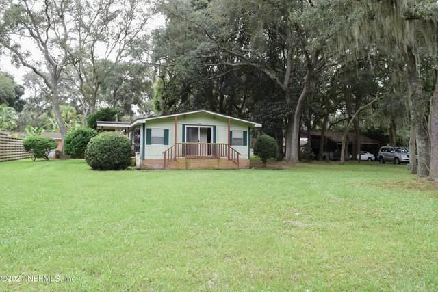 1468 Cashen Dr, Fernandina Beach, FL 32034 (MLS #1133764) :: The Hanley Home Team