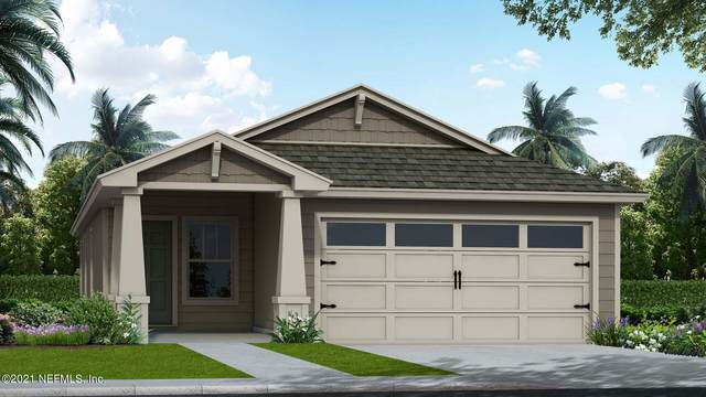 86825 Iron Rail Ct, Yulee, FL 32097 (MLS #1133779) :: The Perfect Place Team