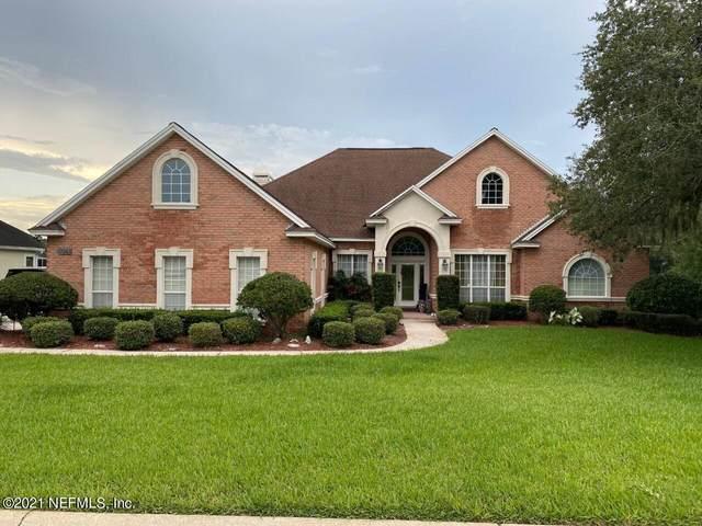 4046 Mission Hills Cir W, Jacksonville, FL 32225 (MLS #1133822) :: The Volen Group, Keller Williams Luxury International