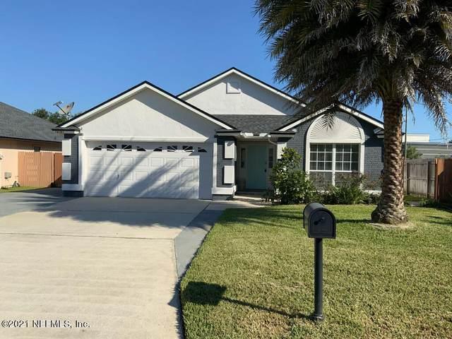 14181 Washburn Ct, Jacksonville, FL 32250 (MLS #1133833) :: The Huffaker Group