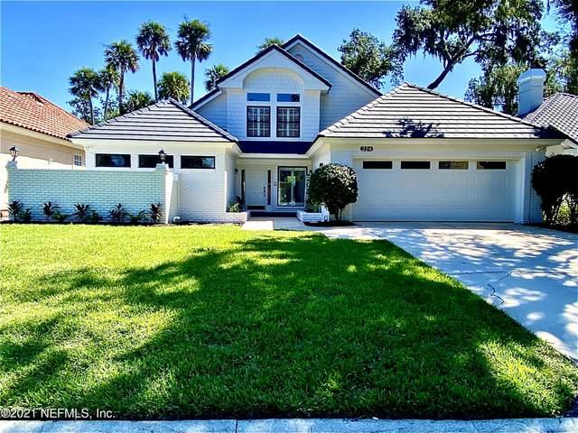 224 Laurel Ln, Ponte Vedra Beach, FL 32082 (MLS #1133857) :: Bridge City Real Estate Co.