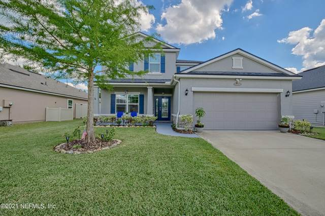 75034 Glenspring Way, Yulee, FL 32097 (MLS #1133911) :: The Perfect Place Team