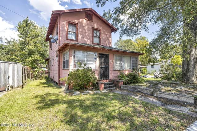 1705 W 16TH St, Jacksonville, FL 32209 (MLS #1133924) :: The Collective at Momentum Realty