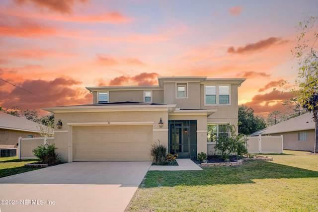 31 Renshaw Dr, Palm Coast, FL 32164 (MLS #1133931) :: The Hanley Home Team