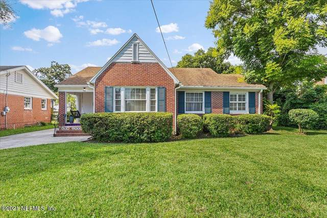 2504 Pineridge Rd, Jacksonville, FL 32207 (MLS #1133940) :: The Collective at Momentum Realty