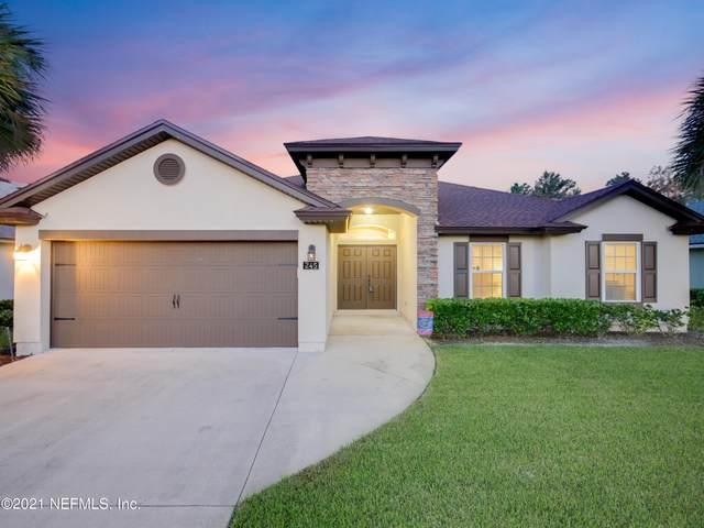 245 Palazzo Cir, St Augustine, FL 32092 (MLS #1133945) :: Berkshire Hathaway HomeServices Chaplin Williams Realty