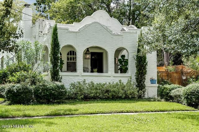 1290 Belvedere Ave, Jacksonville, FL 32205 (MLS #1133967) :: The Huffaker Group