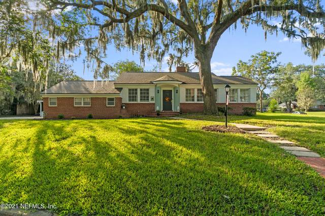 3010 Jolly Rd, Jacksonville, FL 32207 (MLS #1133993) :: The Collective at Momentum Realty