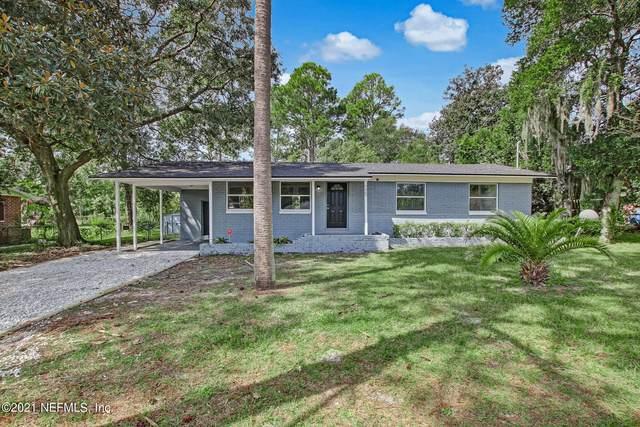 3860 Dalry Dr, Jacksonville, FL 32246 (MLS #1134003) :: The Hanley Home Team