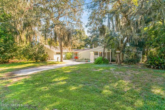 3548 Putnam Rd, St Augustine, FL 32086 (MLS #1134009) :: The Volen Group, Keller Williams Luxury International