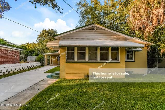 1511 W 15TH St, Jacksonville, FL 32209 (MLS #1134083) :: The Collective at Momentum Realty