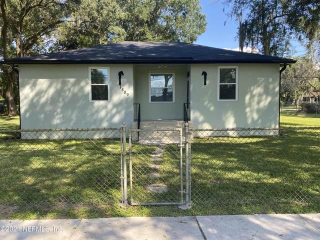 1889 Lake Shore Blvd, Jacksonville, FL 32210 (MLS #1134112) :: EXIT Real Estate Gallery