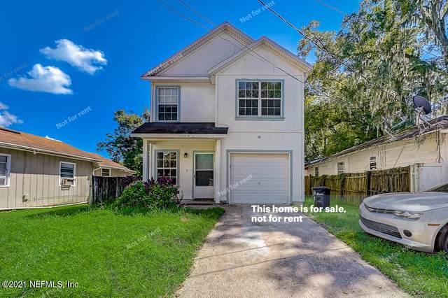 3309 Spring Glen Rd, Jacksonville, FL 32207 (MLS #1134119) :: EXIT Real Estate Gallery