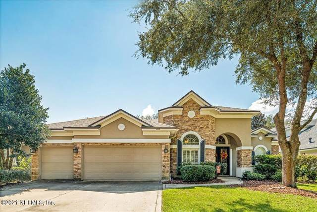 609 Hannah Park Ln, St Augustine, FL 32095 (MLS #1134123) :: The Collective at Momentum Realty