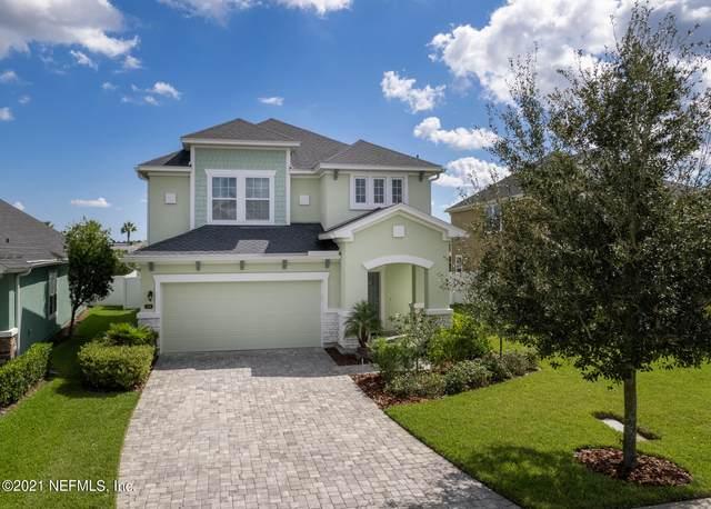 250 Park Lake Dr, Ponte Vedra, FL 32081 (MLS #1134124) :: The Huffaker Group