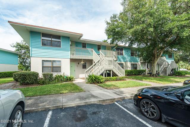 650 W Pope Rd #217, St Augustine, FL 32080 (MLS #1134203) :: The Volen Group, Keller Williams Luxury International