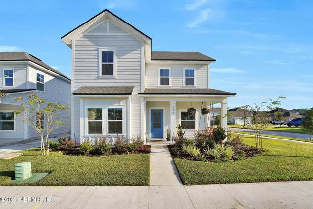 126 Patina Pl, St Augustine, FL 32092 (MLS #1134231) :: The Perfect Place Team