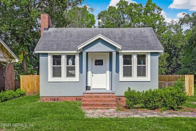 909 Talbot Ave, Jacksonville, FL 32205 (MLS #1134241) :: Olde Florida Realty Group