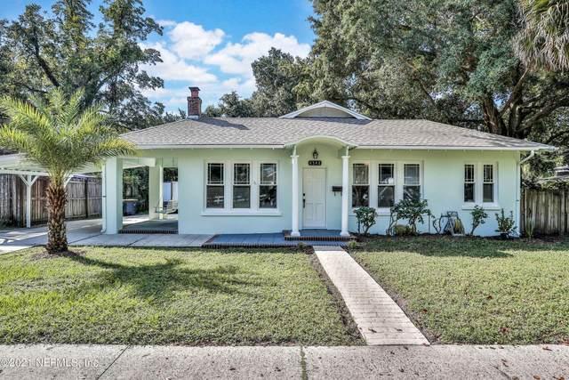 4342 Irvington Ave, Jacksonville, FL 32210 (MLS #1134280) :: Ponte Vedra Club Realty