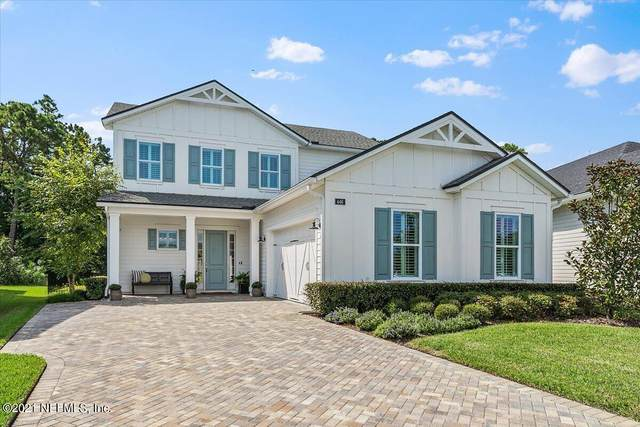 446 Parkbluff Cir, Ponte Vedra, FL 32081 (MLS #1134308) :: Berkshire Hathaway HomeServices Chaplin Williams Realty