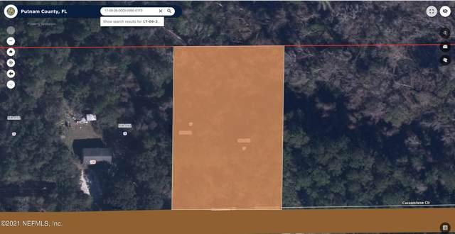 106 Cornerstone Cir, Palatka, FL 32177 (MLS #1134344) :: Berkshire Hathaway HomeServices Chaplin Williams Realty