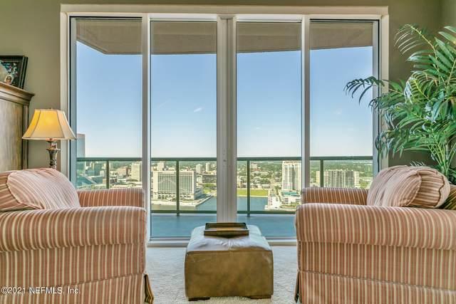 1431 Riverplace Blvd #2805, Jacksonville, FL 32207 (MLS #1134362) :: EXIT Inspired Real Estate