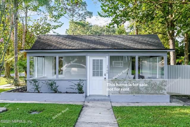 1760 Davidson St, Jacksonville, FL 32207 (MLS #1134369) :: Bridge City Real Estate Co.
