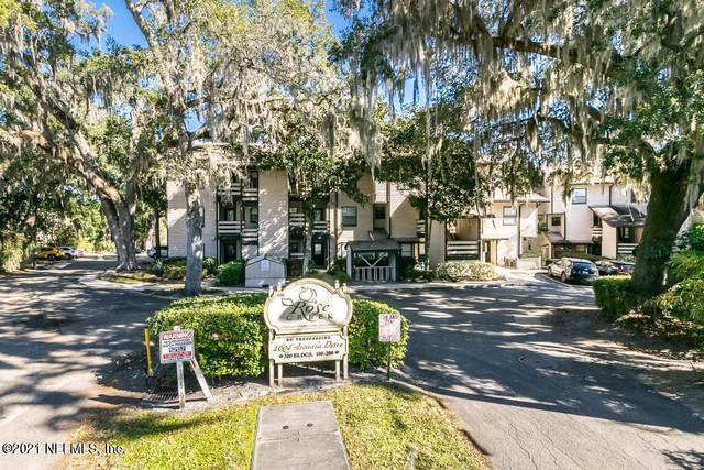 1604 Arcadia Dr #104, Jacksonville, FL 32207 (MLS #1134407) :: EXIT Inspired Real Estate