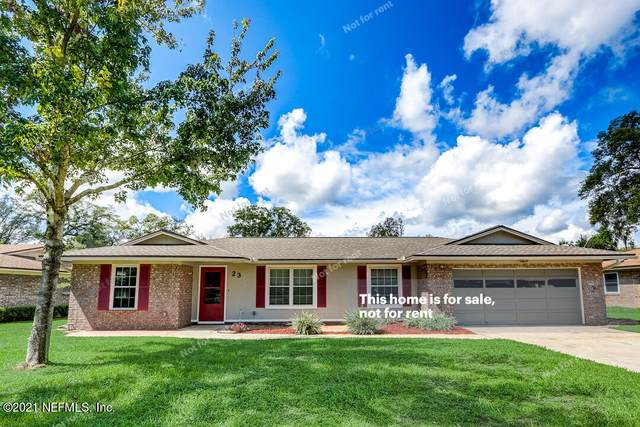 23 E Vanderford Rd, Orange Park, FL 32073 (MLS #1134418) :: The Collective at Momentum Realty