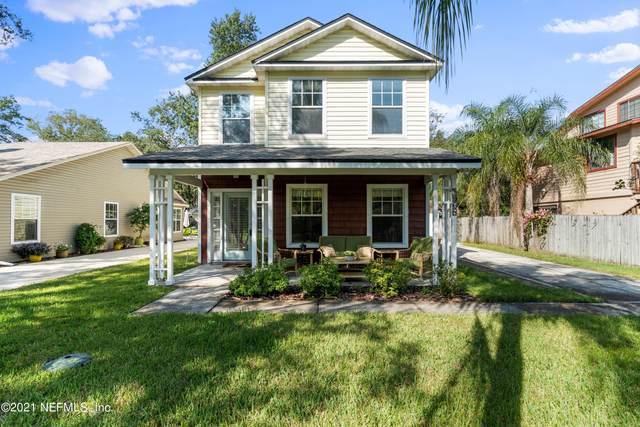 1068 21ST St N, Jacksonville Beach, FL 32250 (MLS #1134448) :: The Volen Group, Keller Williams Luxury International